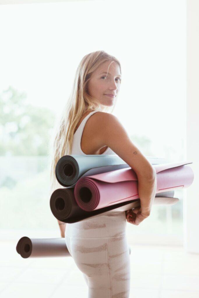 como empezar a hacer yoga