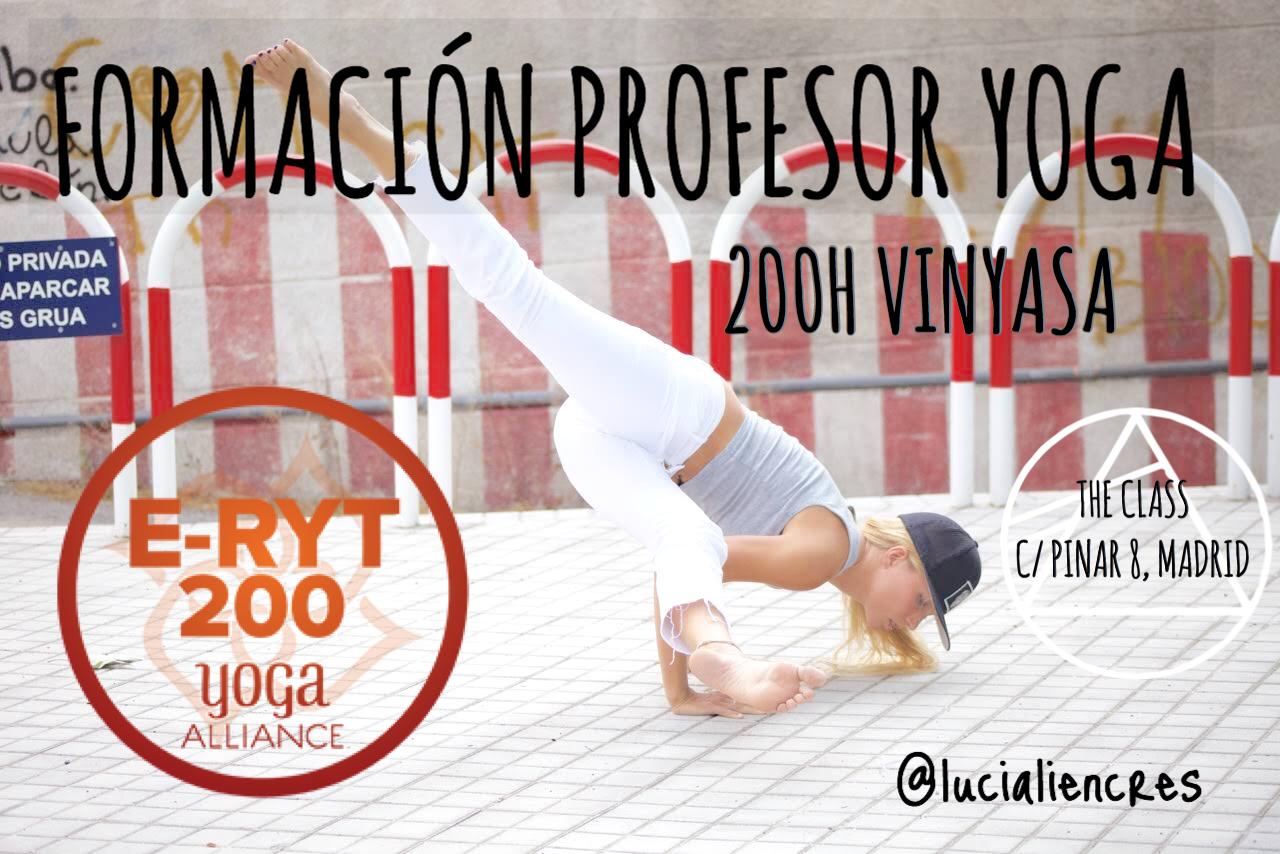 instructor profesor yoga