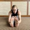 Profesor de yoga Francesca Garrigues