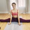 Profesor de yoga Marina Vara