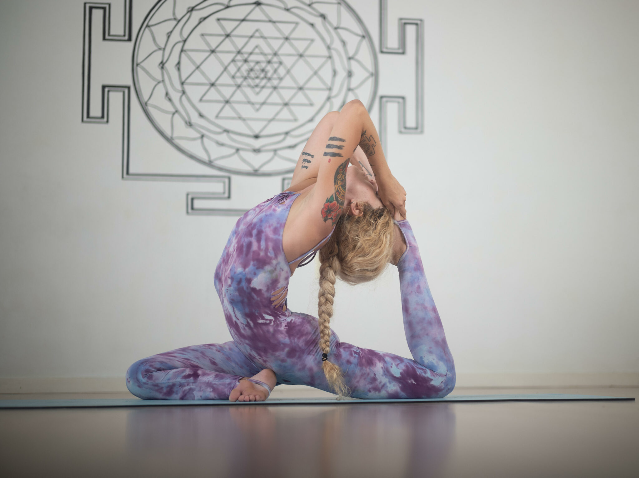 Programas de yoga