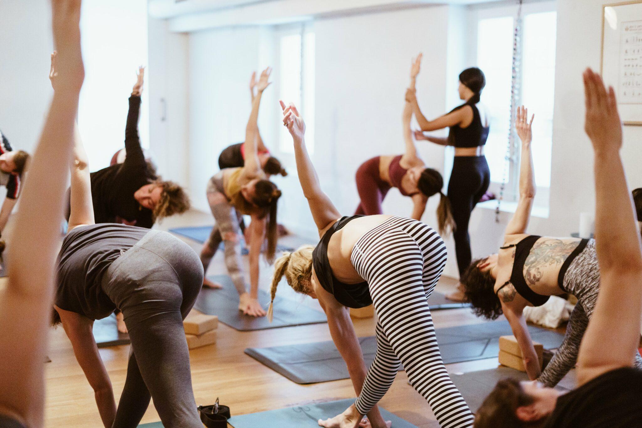 tipo yoga vinyasa