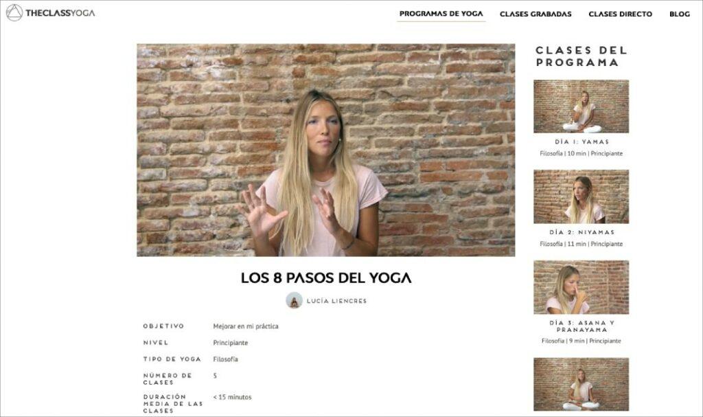 practica y trabaja las leyes del desapego en yoga