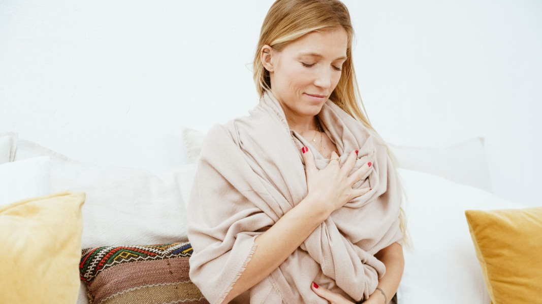 Yoga y menstruaci