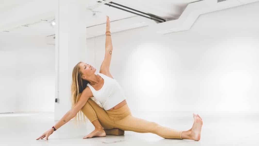 Posturas de yoga para la apertura de caderas