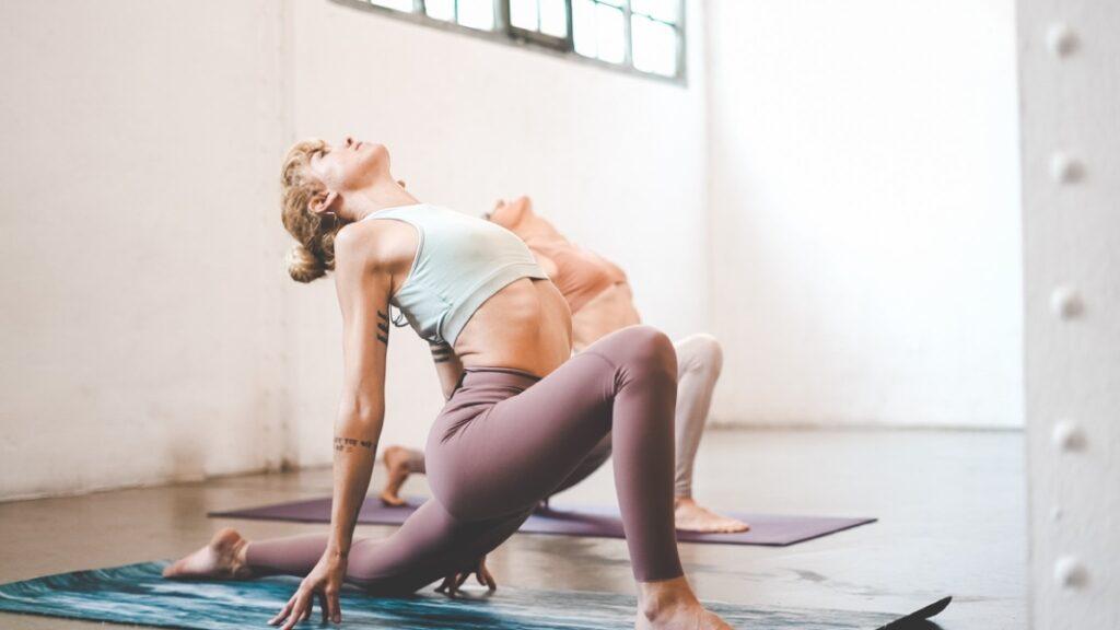 practicar iyengar yoga en madrid