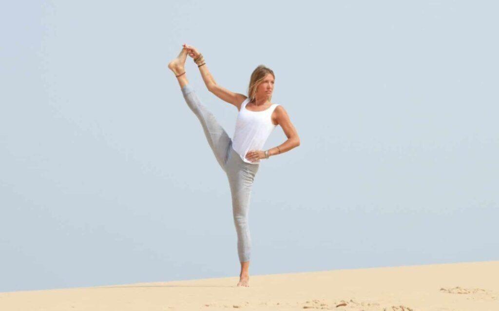 ganar flexibilidad y bajar de peso
