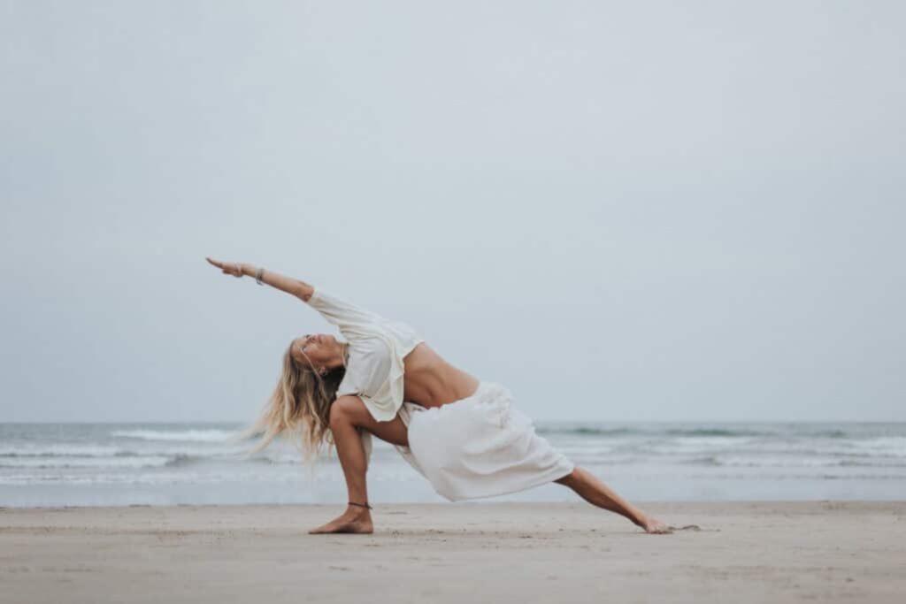 practica yoga para mejorar la concentración