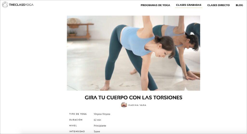 posturas de rotacion yoga