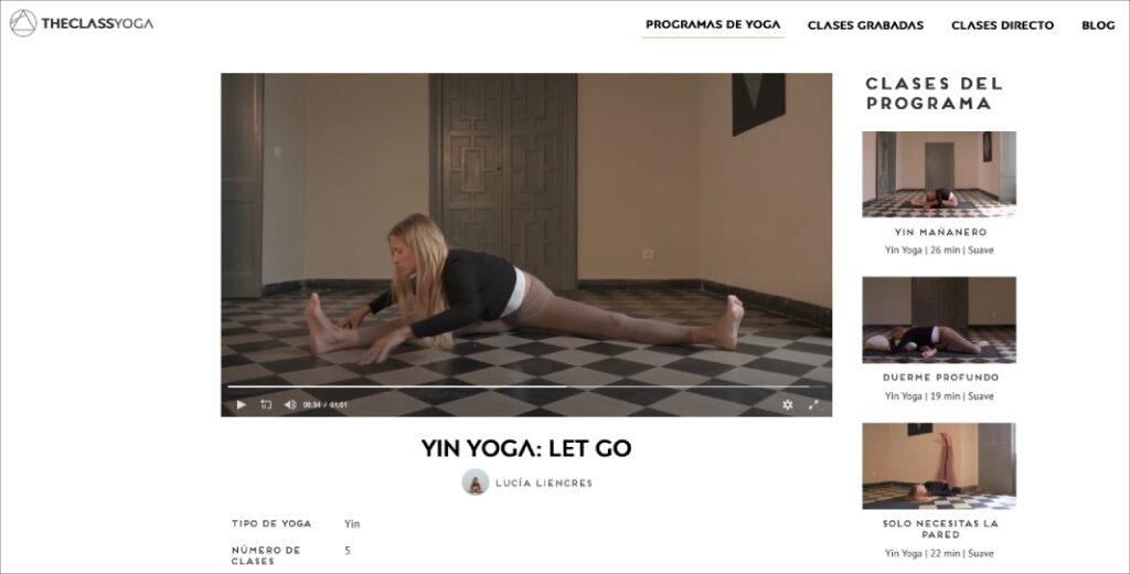 practica yoga nidra online