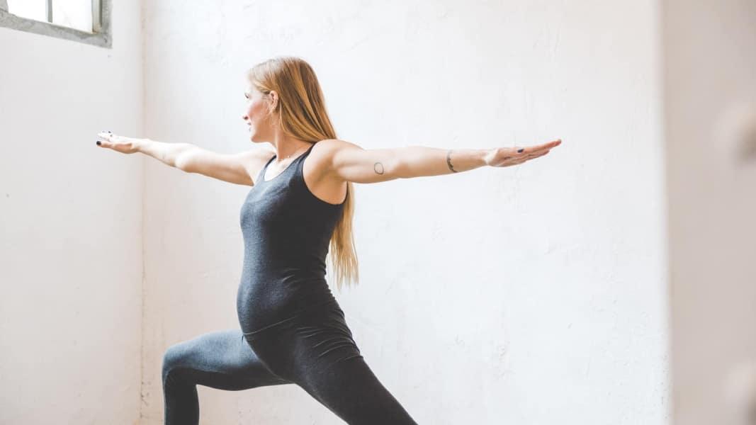 Yoga para embarazadas en el primer trimestre
