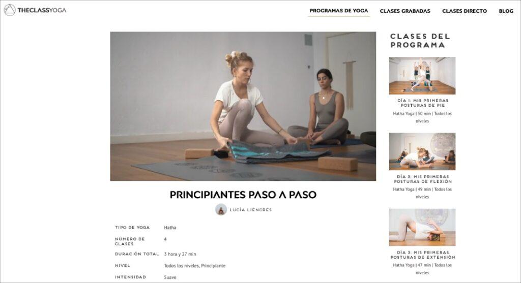 clases de yoga en familia para principiantes