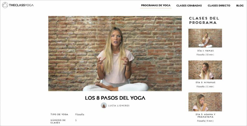 aprende sivananda yoga en madrid