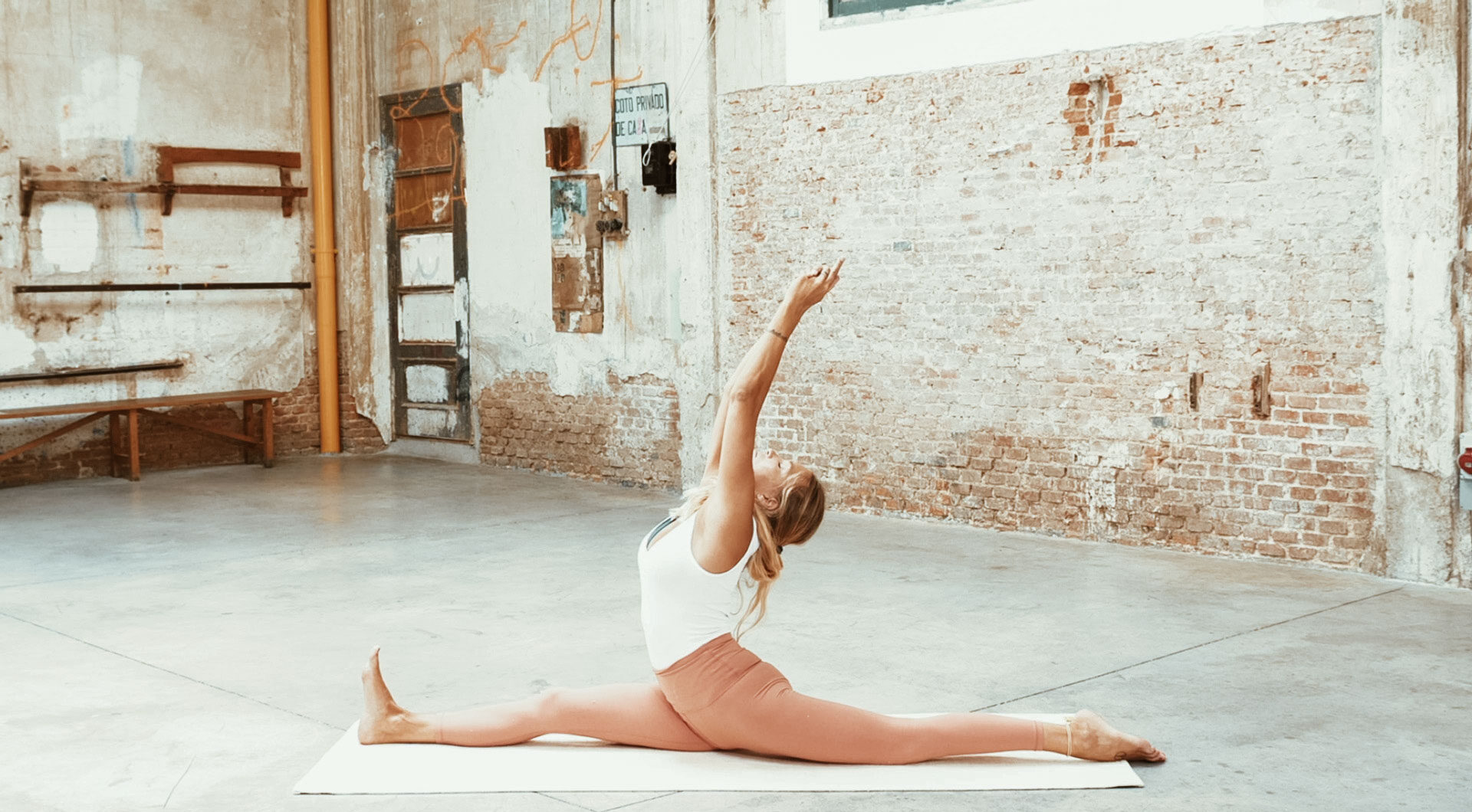 hanumanasana flexibilidad