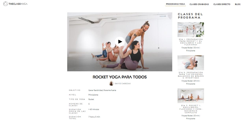 yoga running programa