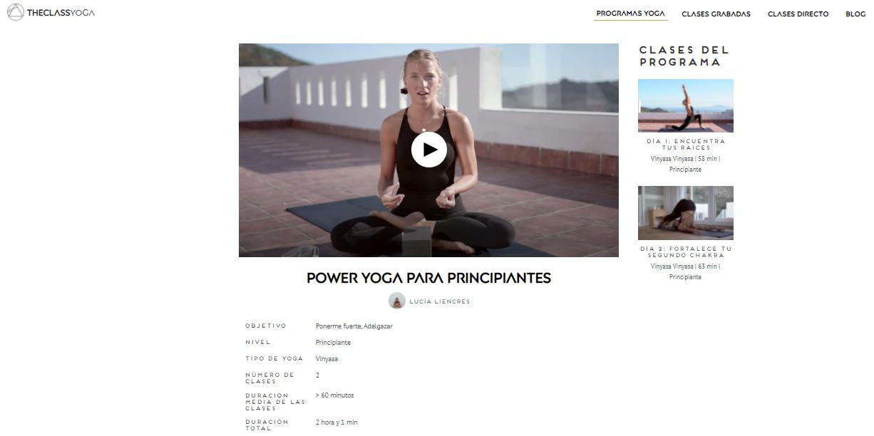 yoga adelgazar programa