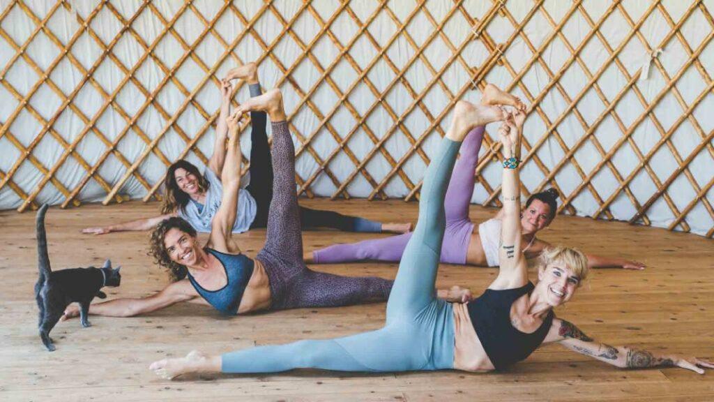 descubre el significado de namaste y da las gracias por tu práctica de yoga