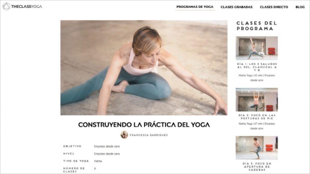 Aprende cómo hacer yoga en casa y meditación. Relaja la mente y déjate llevar