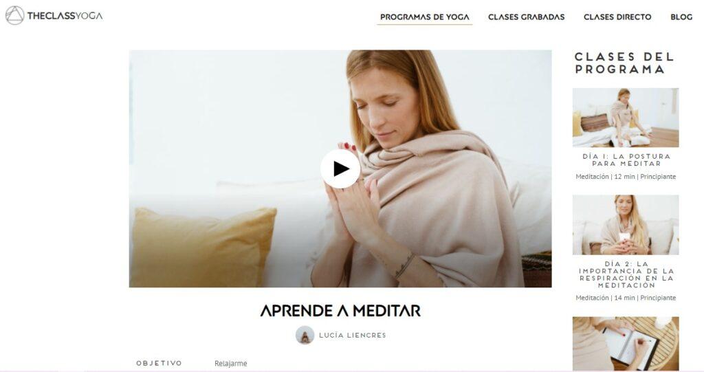 meditar menstruacion
