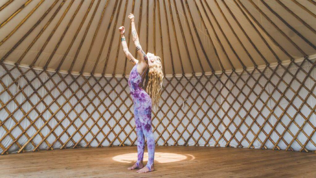 más sobre yoga y su origen