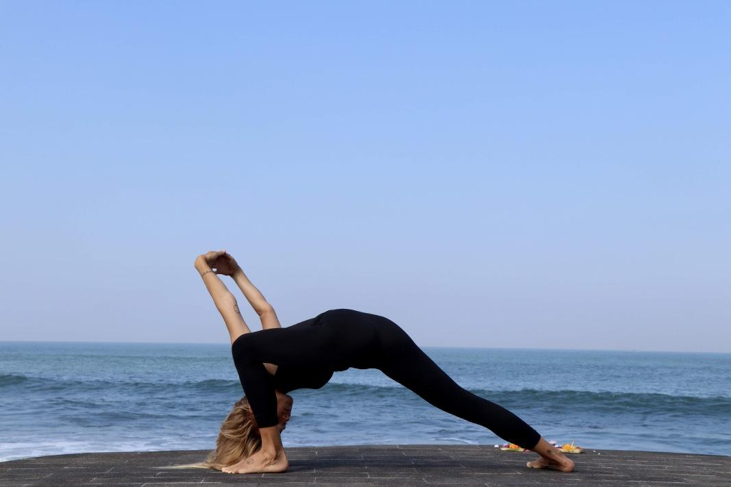 Guerrero humilde y guerrero pacífico en yoga