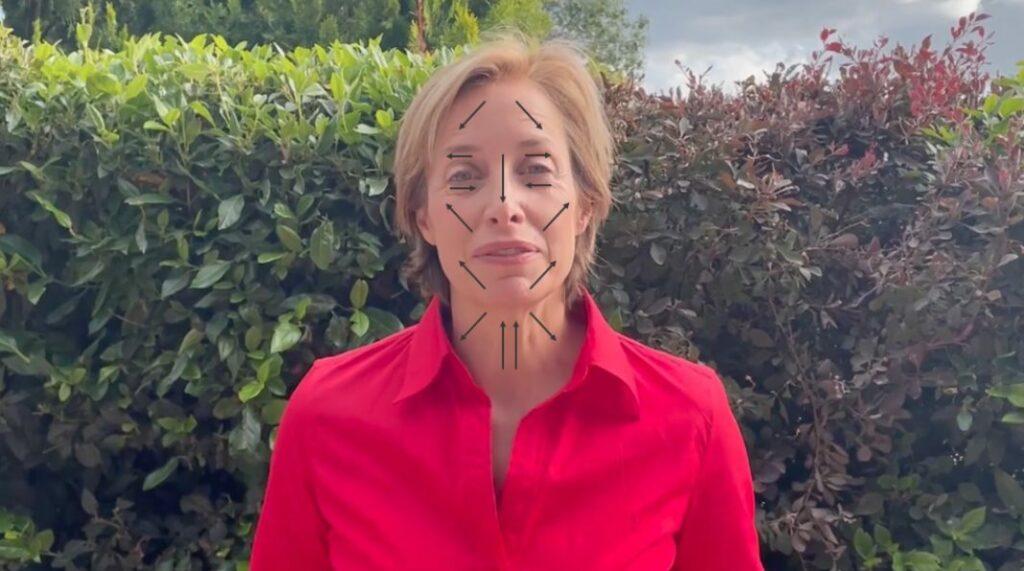 practica gimnasia facial para los músculos faciales con ejercicios para mandíbula y ejercicios para fortalecer el cuello