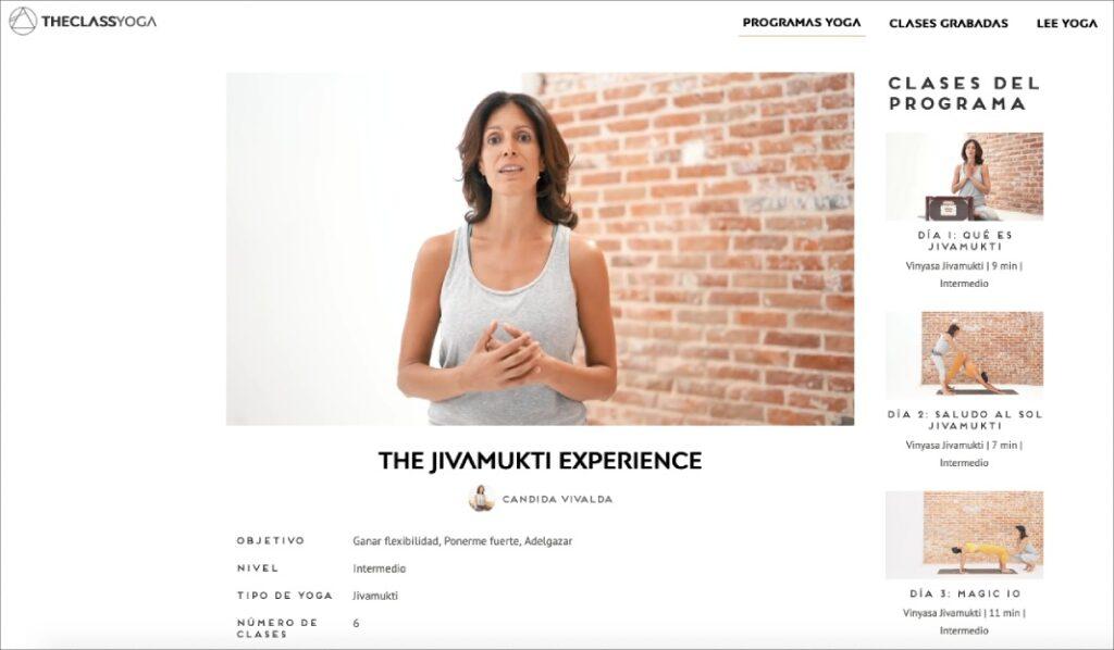 descubre el poder del mantra practicando jivamukti yoga