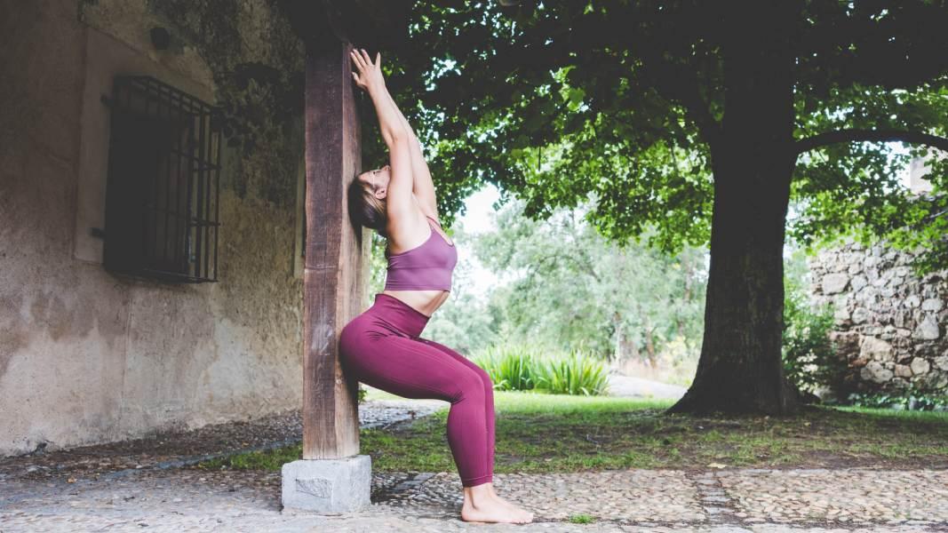 10 posturas fáciles para ganar flexibilidad