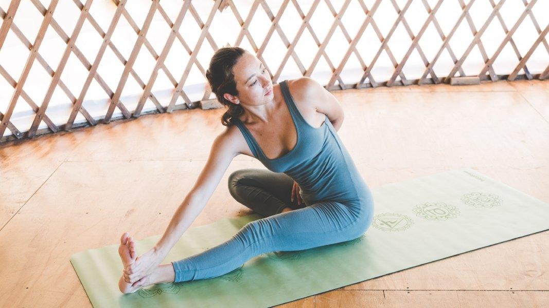 Yoga y flexibilidad: ejercicios y beneficios
