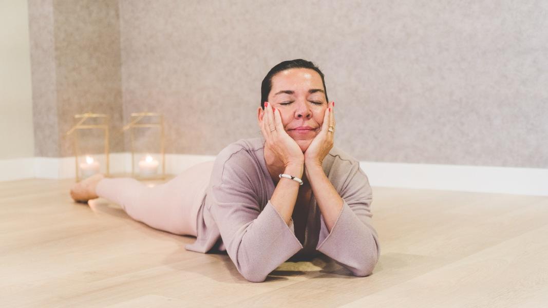Siete posturas de yoga para dormir mejor