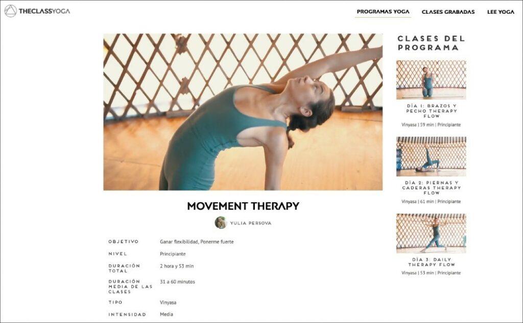 hacer ejercicios y y estiramientos de yoga: principiantes paso a paso