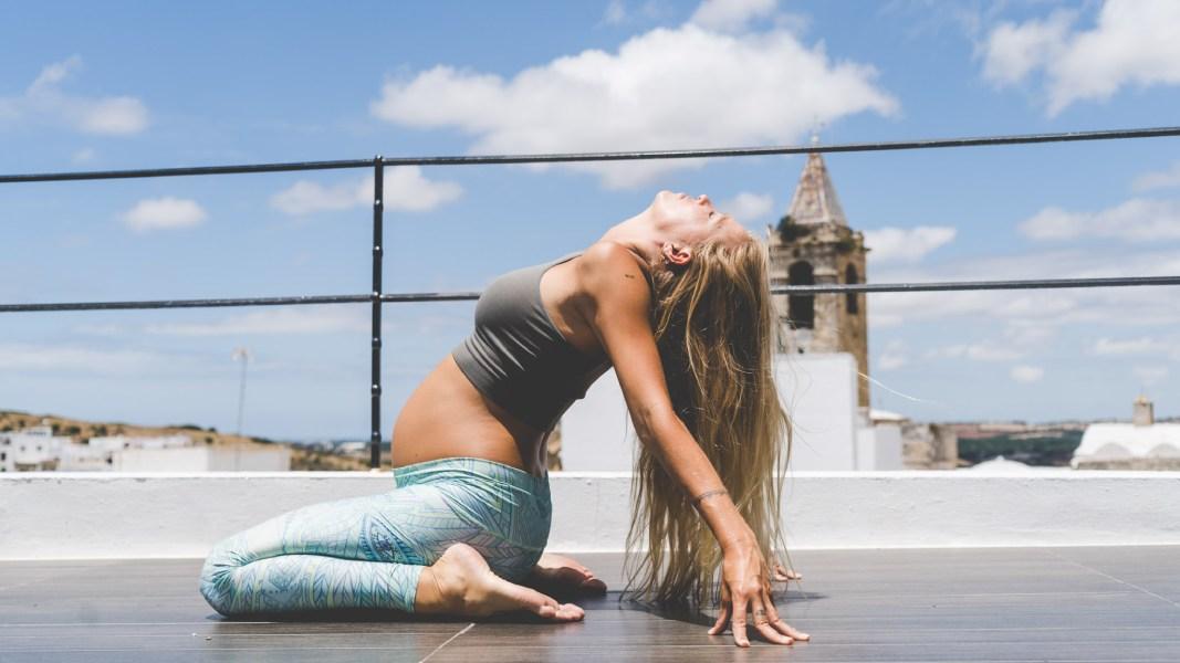 Yoga para embarazadas: segundo trimestre